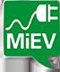 Logo MiEV